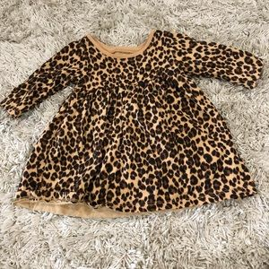 Old Navy Leopard Baby Dress